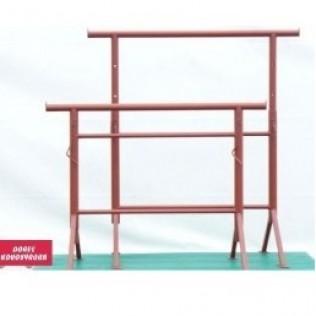 Stavební lešenářská koza pevná výsuvná výška 1050 - 1700 mm