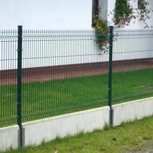Betonová podhrabová deska pod plot výška 20/5 cm